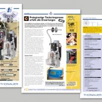Firemný časopis rakúskej spoločnosti Thonauer