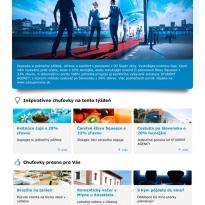 O2 Superzóna html newsletter
