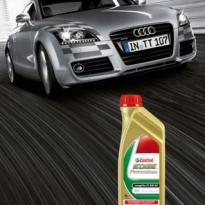 Roll Wall Castrol - Audi