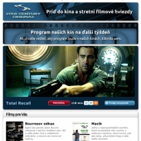 Html newsletter Ster Century Cinemas