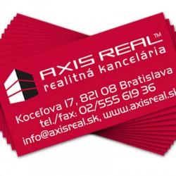 Samolepky Axis real